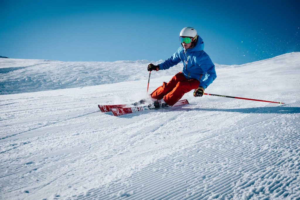 Skiing is a favorite pastime of most people living even close to a mountain. Find out about a relatively obscure form of skiing, called Telemark Skiing.
